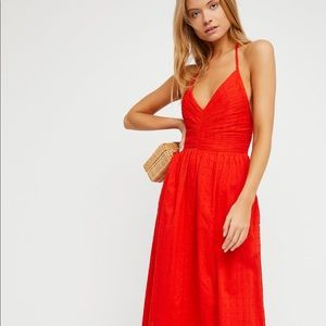 Free People Donna Maxi Dress